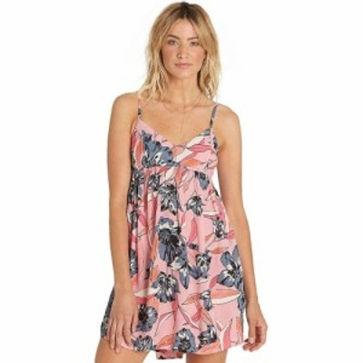 ビラボン Billabong レディース ワンピース ワンピース・ドレス Florida Fever Dress Faded Rose