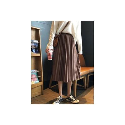【送料無料】スカートと長いセクション 女 秋 韓国風 ネット レッド ハイウエスト | 364331_A63723-8169915