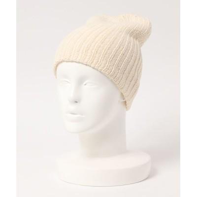 TONE / 【Columbia Knit/コロンビアニット】WATCH CAP (UN) MEN 帽子 > ニットキャップ/ビーニー