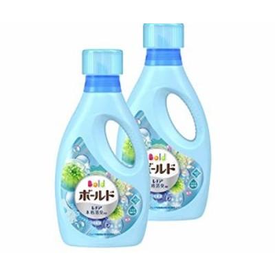 【送料無料】【まとめ買い】ボールド 液体 柔軟剤入り 洗濯洗剤 フレッシュピュアクリーン 本体 850g2本