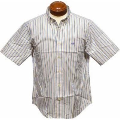 セール マックレガー ボタンダウン半袖シャツ メンズ 111169306 半袖シャツ L