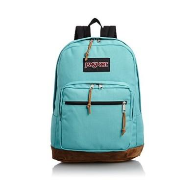 "Jansport Right Pack Backpack - Bayside Blue / 18""H X 13""W X 8.5""D 並行輸入品"