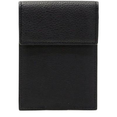 【ギャレリア】 ポーター PORTER ARRANGE アレンジ CARD CASE & MONEY CLIP マネークリップ 日本製 029−03890 ユニセックス ブラック F GALLERIA