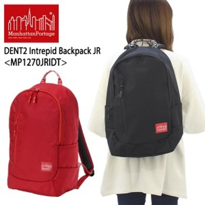 マンハッタン ポーテージ(Manhattan Portage) DENT2 Intrepid Backpack JR(MP1270JRIDT) バックパック≪M≫ リュックサック[DD]