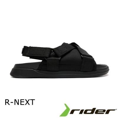 RIDER【ライダー/メンズ】RIDER R-NEXT/ アール ネクスト/ ブラック×ブラック|