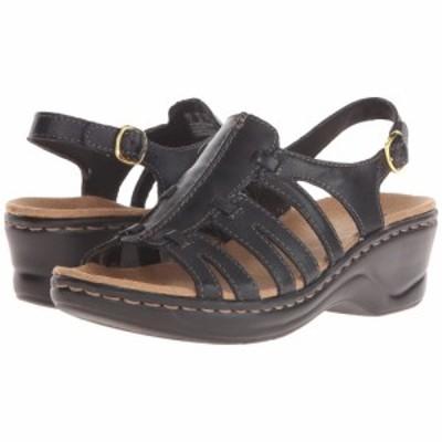 クラークス Clarks レディース ヒール シューズ・靴 Lexi Marigold Q Black Leather