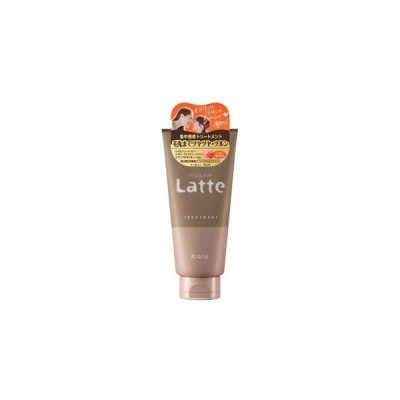 ma&me Latte マー&ミー ラッテ ダメージケアトリートメント アップル&ピオニーの香り 180g
