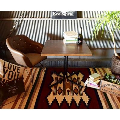 スパロウ カフェテーブル(75タイプ 19,600円(税別)×ブラウン)