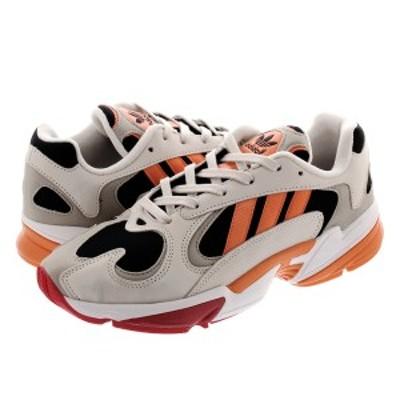 adidas YUNG-1 アディダス ヤング 1 CORE BLACK/SEMI CORAL/RAW WHITE ee5320