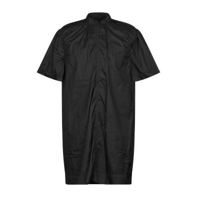 ダークシャドウ バイ リック オウエンス DRKSHDW by RICK OWENS T シャツ ブラック XS ナイロン 100% T シャツ
