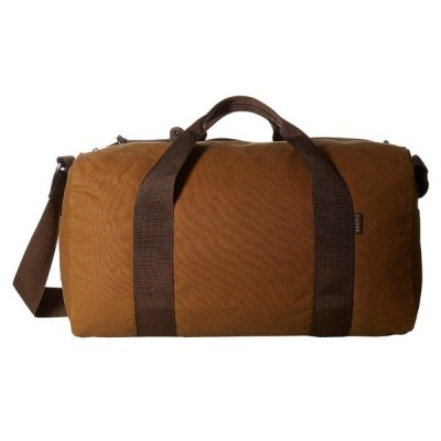 フィルソン ボストンバッグ バッグ メンズ Field Duffel - Small Dark Tan/Brown