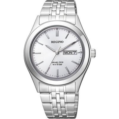 [シチズン] 腕時計 レグノ KM1-113-11 シルバー