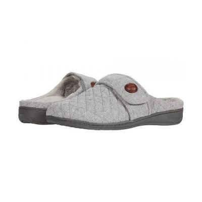 VIONIC バイオニック レディース 女性用 シューズ 靴 スリッパ Carlin - Light Grey