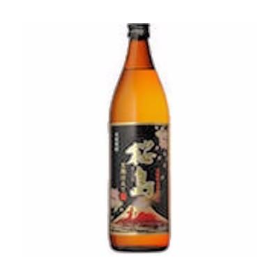 [お酒 芋焼酎 鹿児島]黒麹仕立て 桜島 芋 25度 900ml(本坊酒造)(鹿児島)