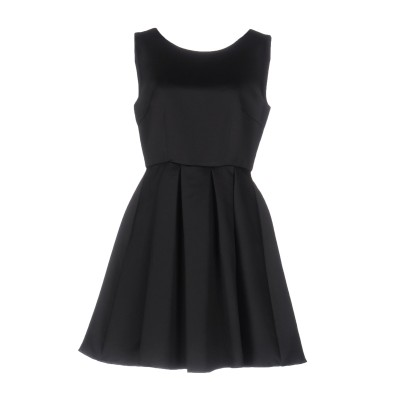 ダーリン DARLING London ミニワンピース&ドレス ブラック 8 ポリエステル 100% ミニワンピース&ドレス