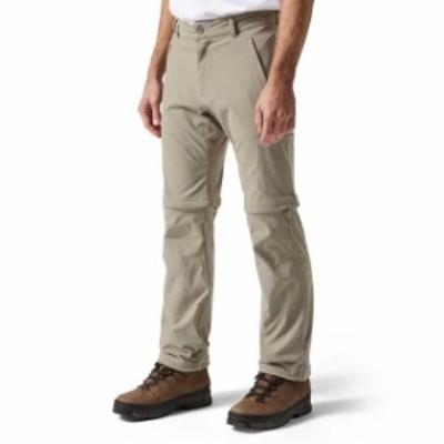 craghoppers クラグホッパーズ アウトドア 男性用ウェア ズボン craghoppers nosilife-pro-convertible-pants-sho