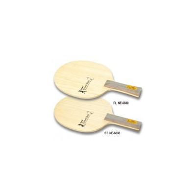 【最安値チャレンジ!】Nittaku 卓球 ラケット 佳純ベーシック FL NE-6839-FL