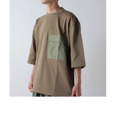 M65ポケット ハーフスリーブTシャツ