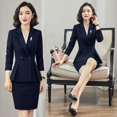 2XL レディース 3XL スカート ビジネススーツ フォーマル 通勤 S XL 大きいサイズ 大きいサイズ ズボン オフィス M L