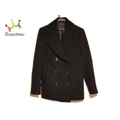 スピック&スパン Spick&Span Pコート サイズ40 M レディース - 黒 長袖/冬   スペシャル特価 20210106