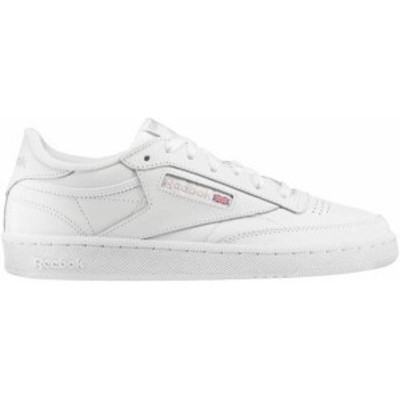 リーボック レディース スニーカー シューズ Reebok Women's Club C 85 Shoes White/White