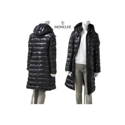 モンクレール MONCLER レディース アウター ダウン コート ロゴ MOKA アームポケット/アームロゴワッペン・シレー(光沢)デザインダウンコート (R200200) 02A