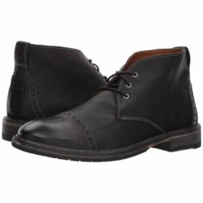 クラークス ブーツ Clarkdale Jean Black Leather