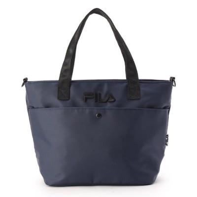 SHOO・LA・RUE / 【FILA】2WAYフロントポケットトートバッグ WOMEN バッグ > トートバッグ