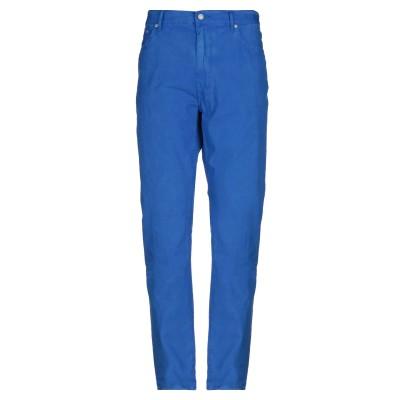 POLO RALPH LAUREN パンツ ブルー 33W-32L コットン 100% パンツ