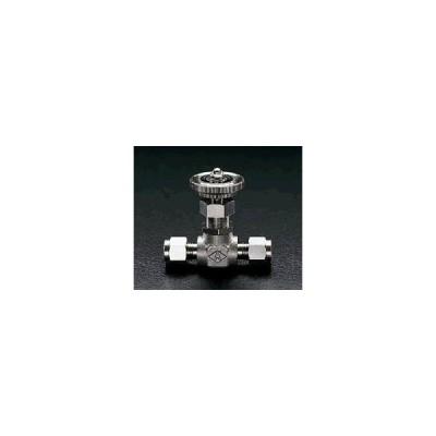 ミニチュアバルブ(ステンレス製/チューブ外径6mm)