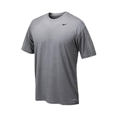 Nike Short Sleeve Legend Mens  Large  Grey