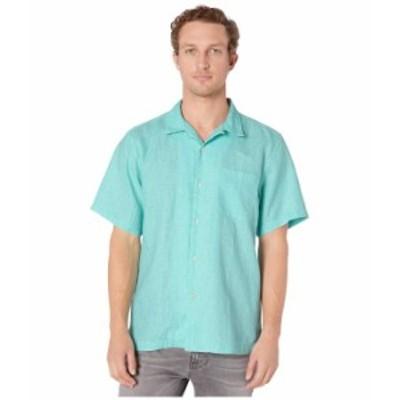 トッミーバハマ メンズ シャツ トップス Sea Glass Camp Shirt Lawn Chair