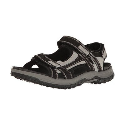 Drew Shoe Men's Warren Sandals 並行輸入品