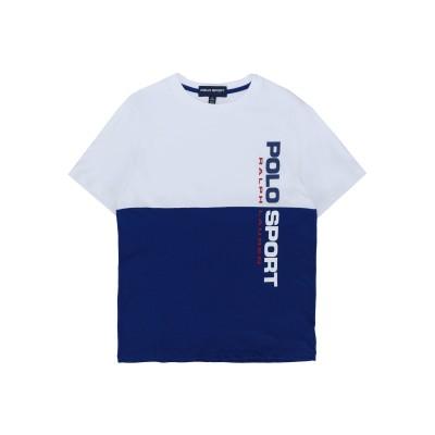ラルフローレン RALPH LAUREN T シャツ ホワイト 18 コットン 100% T シャツ