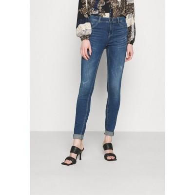 ノイジーメイ デニムパンツ レディース ボトムス NMALICE  - Jeans Skinny Fit - medium blue denim