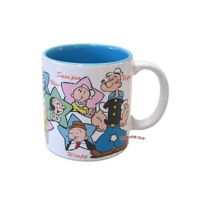ポパイ・マグカップ