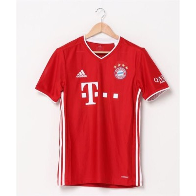 tシャツ Tシャツ FCバイエルン ホーム ユニフォーム [FC Bayern Home Jersey] アディダス