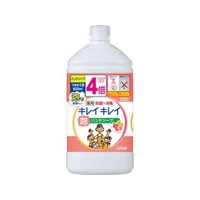ライオン/キレイキレイ薬用泡ハンドソープ フルーツミックスの香り 詰替特大