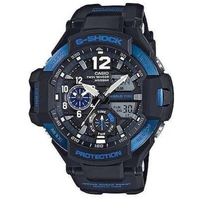 腕時計 カシオ Casio G-Shock GRAVITYMASTER メンズ 腕時計 GA1100-2BCR