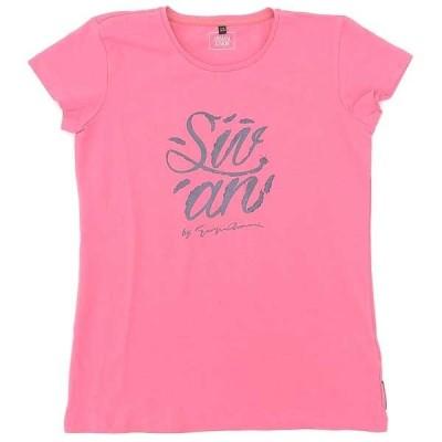 アルマーニジュニア Armani Junior コットン 半袖 Tシャツ トップス ピンク size14A A04019