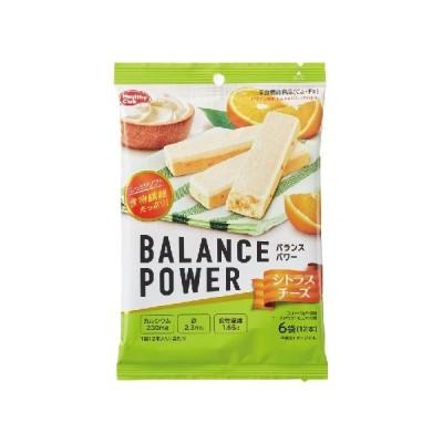 バランスパワー シトラスチーズ  2本×6袋