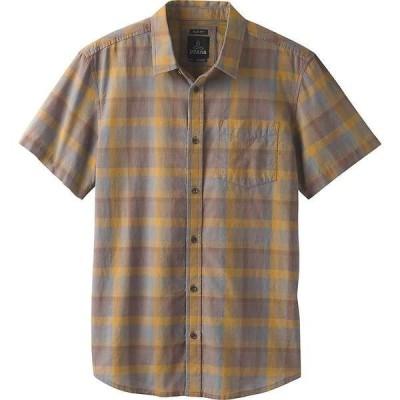 プラーナ メンズ シャツ トップス Prana Men's Bryner Shirt - Standard