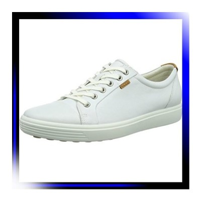 サイズ ホワイト エコー スニーカー Womens Soft 7 Sneaker レデ