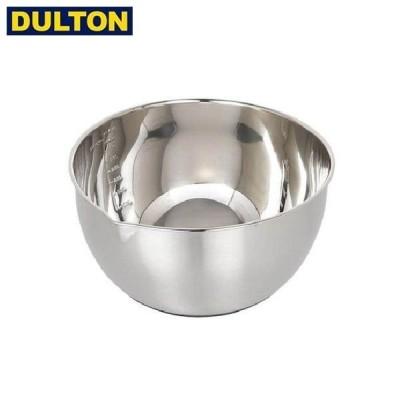DULTON 304 STAINLESS STEEL BOWL L (品番:K915-1244L) ダルトン インダストリアル アメリカン ヴィンテージ 男前 ステンレススチール ボウル L