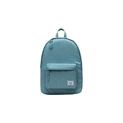 Herschel Supply Co. Classic Mid-Volume Oil Blue Crosshatch One Size_並行輸入品