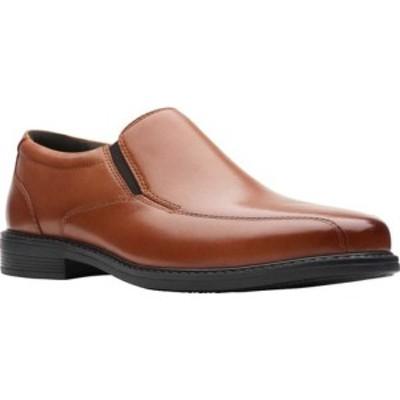 ボストニアン メンズ ドレスシューズ シューズ Bolton Free Slip-On Tan Full Grain Leather
