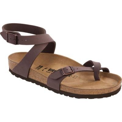 ビルケンシュトック Birkenstock レディース サンダル・ミュール シューズ・靴 Yara Sandals Mocha