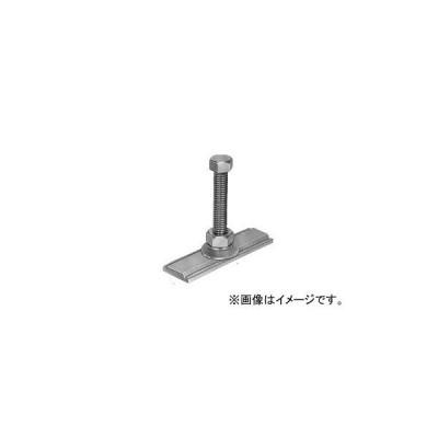 未来工業/MIRAI アルミレール付属品 アルミレール直付用吊り金具 CKA-A 80×24mm