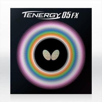 【メール便可】 [Butterfly]バタフライ 裏ソフトラバー【黒】 テナジー 05 FX (05900)(278)[取寄商品]