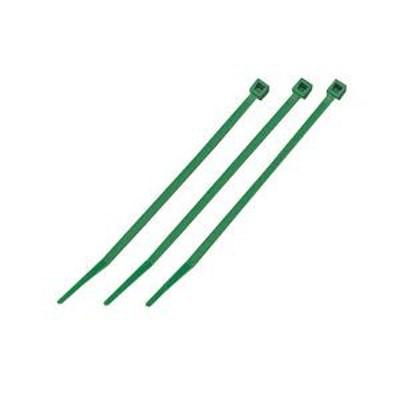 まとめ売り結束バンド ケーブルタイ(カラー) 長さ100mm/100本入×10セット グリーン(緑) マーベル MCT-100GN スポーツ レジャー DIY
